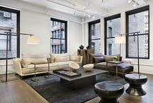 AR - New York Showroom / Avenue Road's New York showroom, located at 145 West 28th St Fl. 5