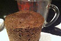 LCHF /Mug cake