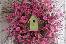 Spring Decor / by Stephanie McGuire