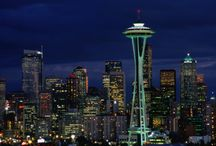 That's my SPOT in the 206! / Hotspots in Seattle!
