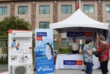 Events & Community Involvement / Gibson Air participates in several events in the Las Vegas and Henderson, NV area. We love the community we serve!