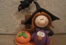 Fondant Halloween