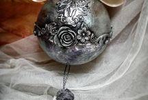 globuri de craciun handmade