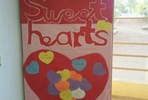 Valentine  / Door decoration