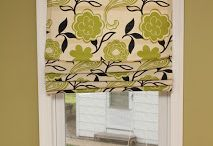DIY blinds/curtains