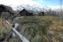 Historic Sites / The Teton Valley has a rich history filled with the stories of both early Western settlers and 20th century conservationists alike. A trip to the Tetons would not be complete without visiting these historic locations.