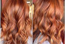 fryzurę