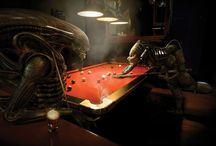 Predátor vs Alien