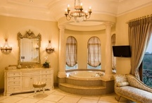 bathrooms / Inspiration for houses that might show up in my books.   For more ideas, visit my tumblr blog: http://romanceonabudget.tumblr.com/  For more information about my romance writing, visit:http://www.suzannerock.com  To receive the latest announcements and updates, AND to get free stories, go here: http://eepurl.com/GkIoz
