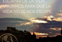Viajes / by magdalena Falconurbina