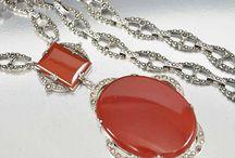 Art Deco Necklaces / Marvelous Art Deco Necklaces