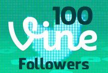 Buy Vine Followers / www.fastfacelikes.com  VINE FOLLOWERS 100 Vine Followers - $2 500 Vine Followers - $6 1.000 Vine Followers - $9 5.000 Vine Followers - $30