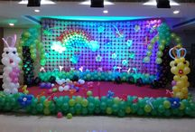 Balloon 2D Themes For Birthday Party / Balloon 2D Themes For Birthday Party