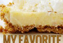 So little time, so many key lime pie recipes / by Teria Hamilton