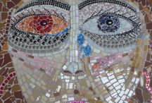 Hayley Crawshaw Mosaics / Mosaics created by Hayley Crawshaw