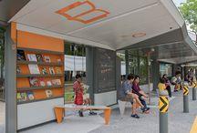 P+B Mobiliário Urbano
