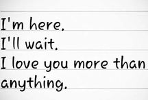 I will wait