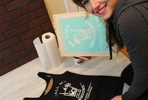 Screen Printing with Silhouette Cameo or Cricut Explore [Projects + Tutorials]