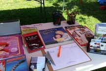 Book Drive - July 26, 2014 / Gave away free books to kids