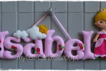 Textil betűk