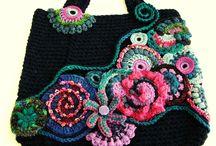 Free form - crochet