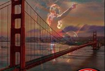 SF Bay Area Sports  / San Francisco & The Bay Area are home to some very successful sports teams.
