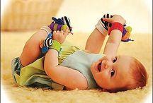 игрушки малышу своими руками