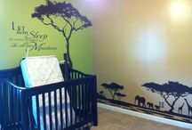 Heidi Nursery Ideas