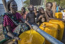 Crisis in South Sudan / The International Rescue Committee UK is calling for the international community to take action to ensure that their rights, safety and dignity of women and children of South Sudan are prioritised to protect and save lives. http://www.rescue-uk.org/south-sudan/crisis