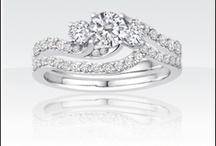 Wedding rings / by Becky Waldrop