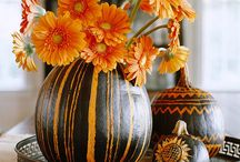 Holidays - Pumpkin Patch / Carved Pumpkins, Painted Pumpkins & Centerpiece Pumpkins