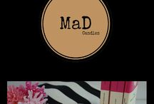 MaD Candles / Candles