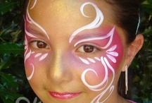Schminken/Face painting / Schminken/Face painting