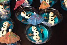 Olaf in Summer Land party ideas / by Cindy Marten-Kraft