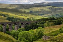 Yorkshire dales - fave place!