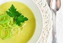 Rezepte: Suppe