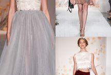 New York Fashion week favorites #nyfw / fashion week!!