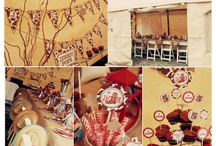 Birthday Party Ideas For My Boys / by Kat