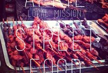 Local Mission - Street Food / This April, we've asked you to tag your street food photos on Instagram with #UAmission for our Local Mission - and we're very impressed so far! Keep 'em coming before the end of April 2014, and you could win a free tour! / by Urban Adventures