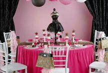 Birthday Party Ideas / by Yuni Estrada