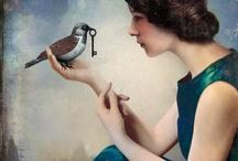 Illustrative! / Beautiful illustrative art / by Holly Boyer