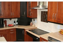 Small kitchen designs / by UniversalDesigan Specialists