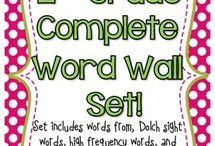 Spelling/Sight Words / by Maggie McKinney