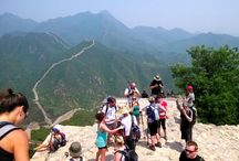 Greatwall Trekking at Huanghuacheng / Trekclub is mainly about Great Wall Hiking and City CyclingTour. With Great Wall hiking you can enjoy beautiful natural scenery, and appreciate thousands of miles of the Great Wall as well. It's both good exercise and challenge for your physical fitness.