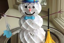 Om de zăpada din hârtie 1
