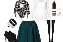 Women fashion / I love this outfit to