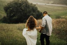 Engagement shoot by Brooke Shannon Photography / Brooke Shannon Photography