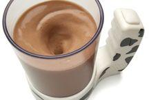 Horúca čokoláda / recepty