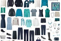 Basic Wardrobe Beige And Navy