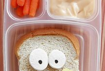 Kids' lunches / by Catherine Downing
